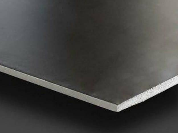 Plasterboard ceiling tiles PregyVapor BA13 - Siniat