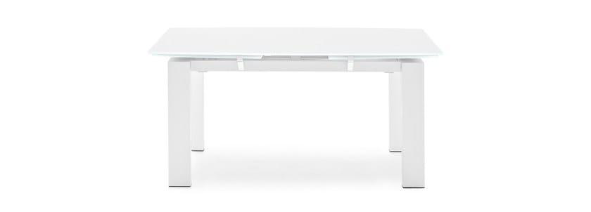tavolo allungabile da pranzo rettangolare moving - calligaris - Tavolo Da Cucina Allungabile Rettangolare