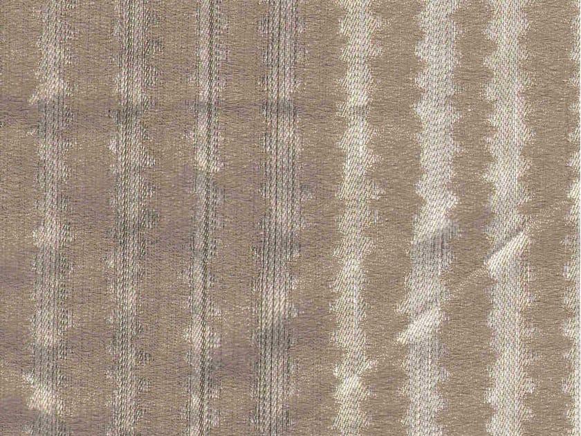 Striped fabric GLADIO 2 by KOHRO