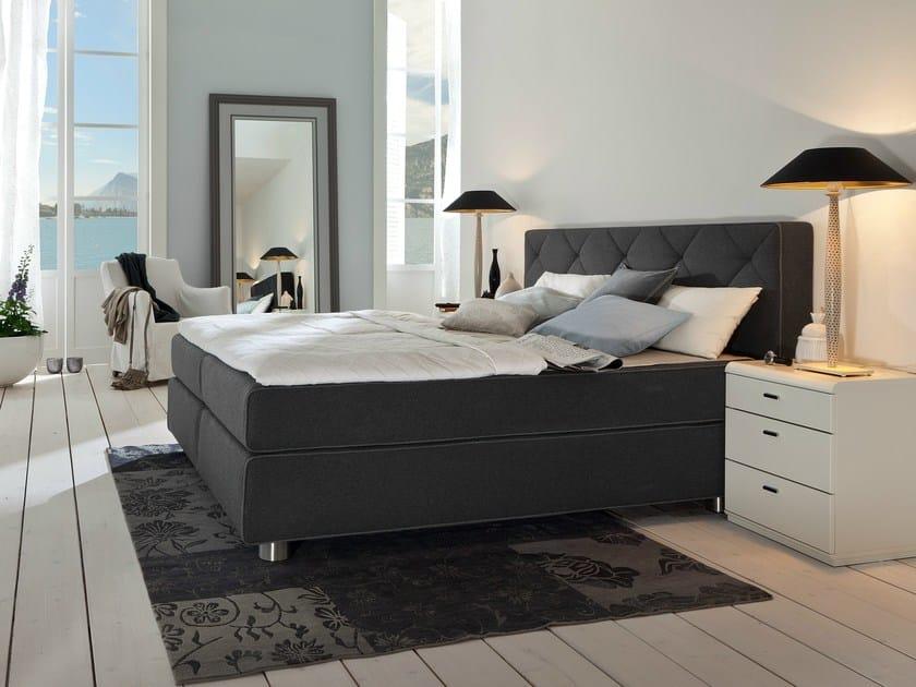 Upholstered recliner bed BOXSPRING SUITE DESIGN | Bed - Hülsta-Werke Hüls