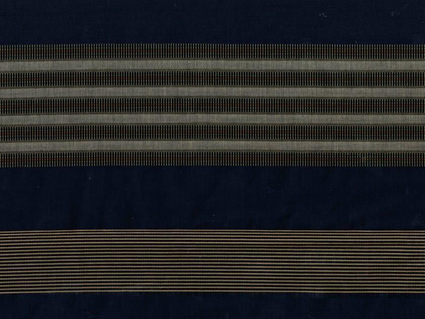 Striped fabric ROEHAMPTON 2 by KOHRO