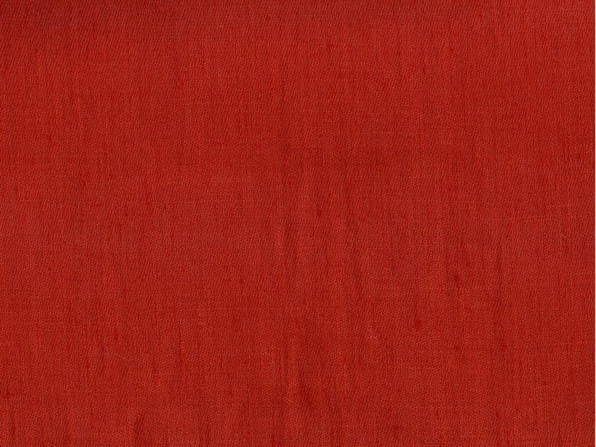 Solid-color linen fabric SIENA - KOHRO