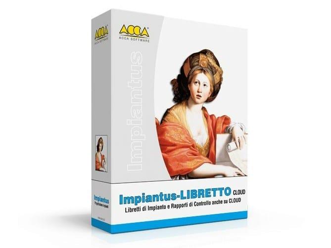 Plant maintenance and management Impiantus-LIBRETTO - ACCA software