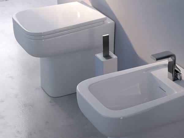 Como wc in ceramica by ceramica flaminia design rodolfo - Galvan mobili bagno ...