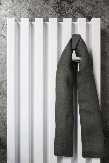 Termoarredo verticale a parete soho bathroom by tubes - Termoarredo verticale ...
