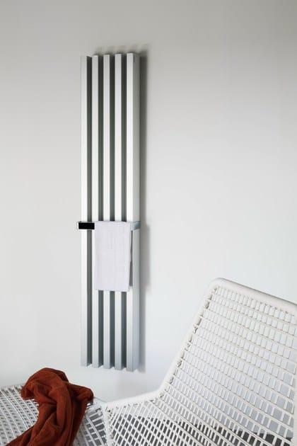 Vertical wall-mounted decorative radiator SOHO BATHROOM - Tubes Radiatori