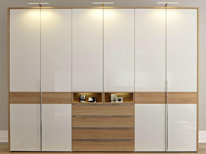 Lacquered oak wardrobe METIS PLUS | Wardrobe - Hülsta-Werke Hüls