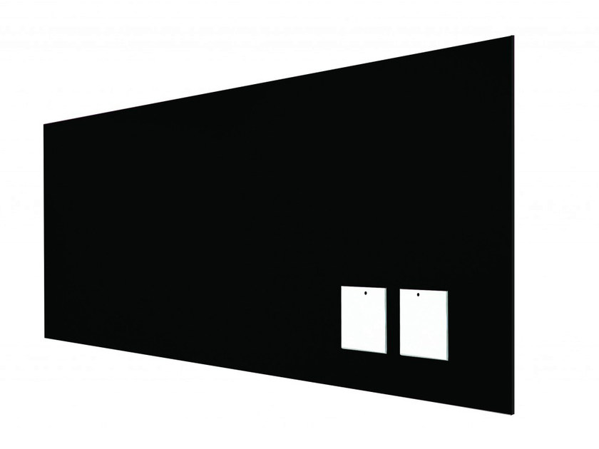 Magnetic office whiteboard BASIC - Abstracta