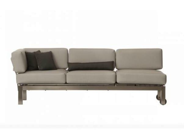 Garden sofa ROLBLOC | Garden sofa - Joli