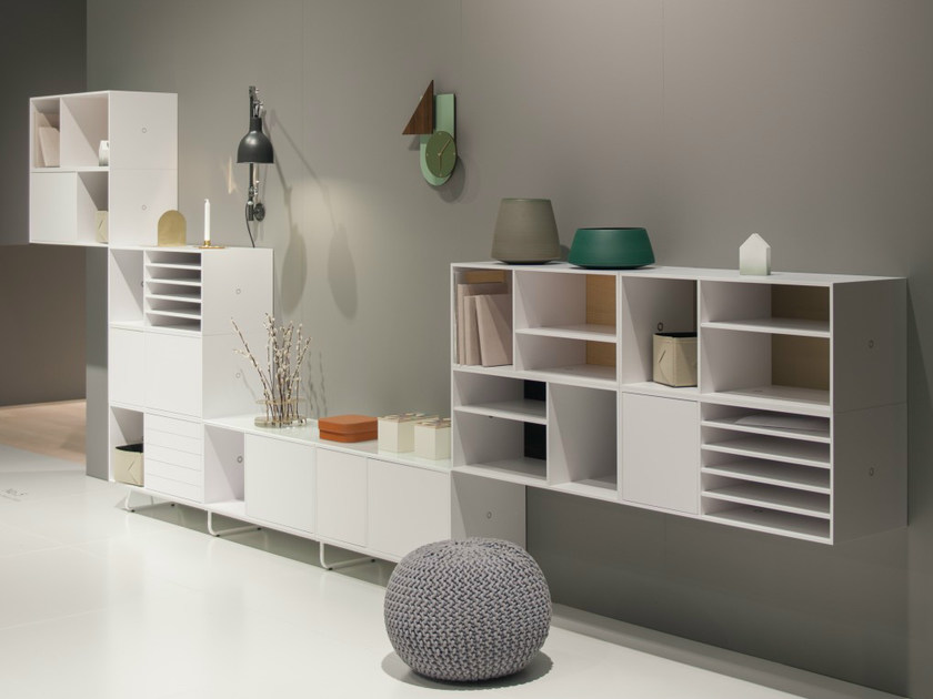 Modular storage wall NO.5 | Storage wall by Abstracta