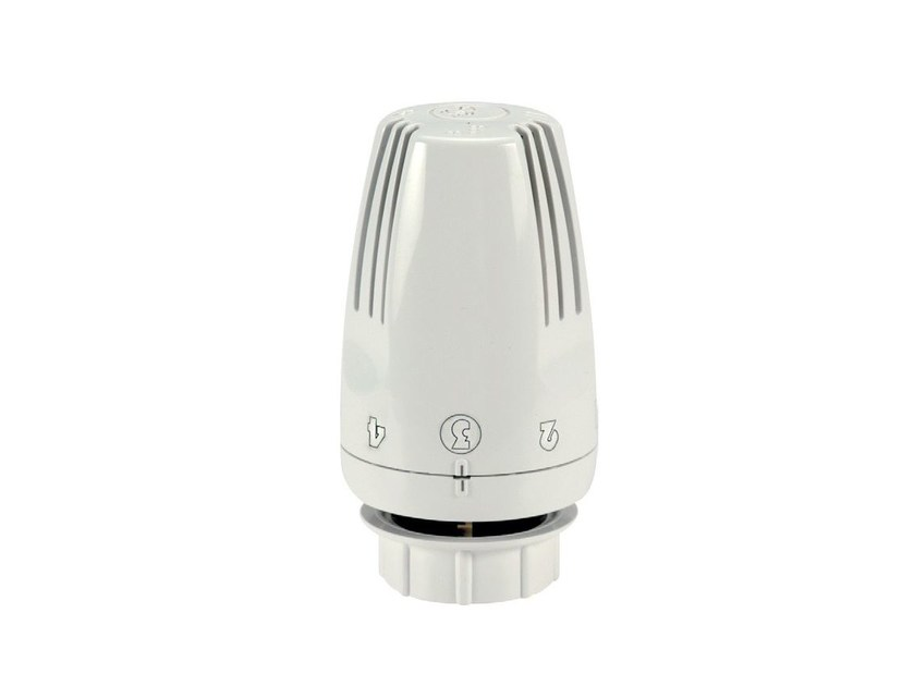 Thermostatic head with liquid sensor R468H | Thermostatic head by Giacomini