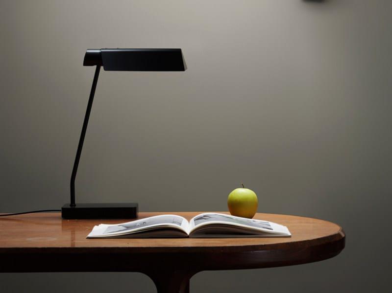 Crop desk lamp by Örsjö belysning design note design studio