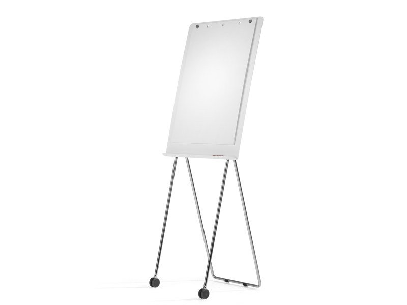 Office whiteboard with casters ONO | Office whiteboard - Abstracta