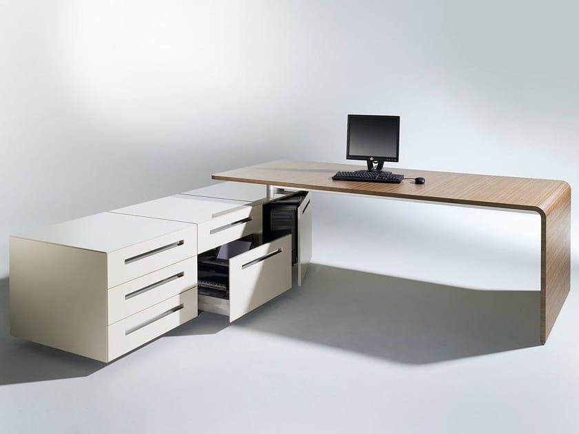 Metal office drawer unit LANE   Office drawer unit - RENZ
