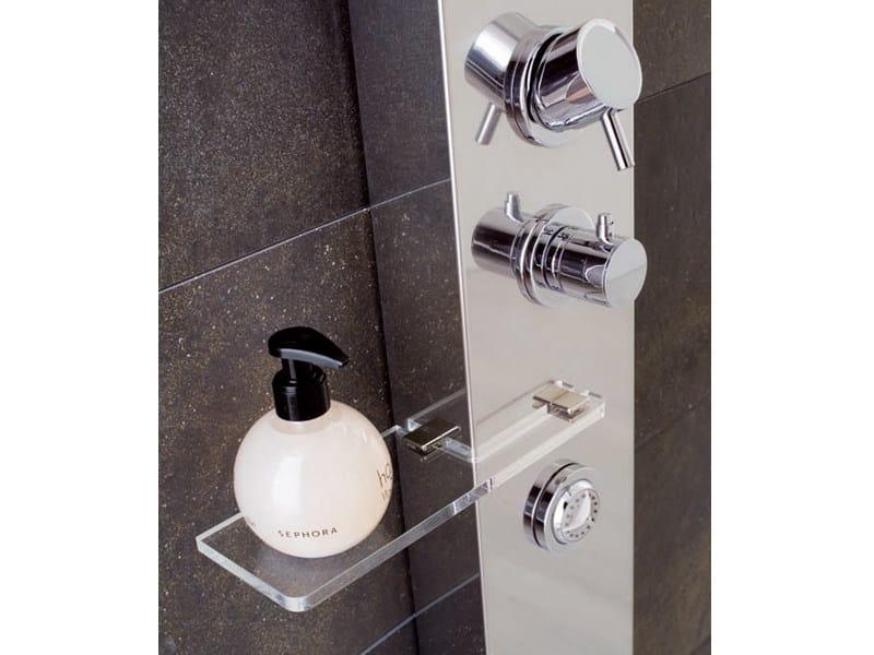 Colonna doccia multifunzione con idromassaggio BRIDGE  Colonna doccia - HAFRO