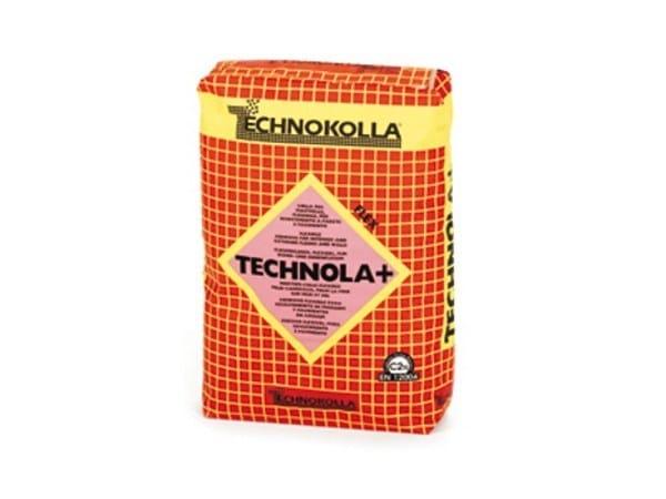 Cement-based glue TECHNOLA+ - TECHNOKOLLA - Sika