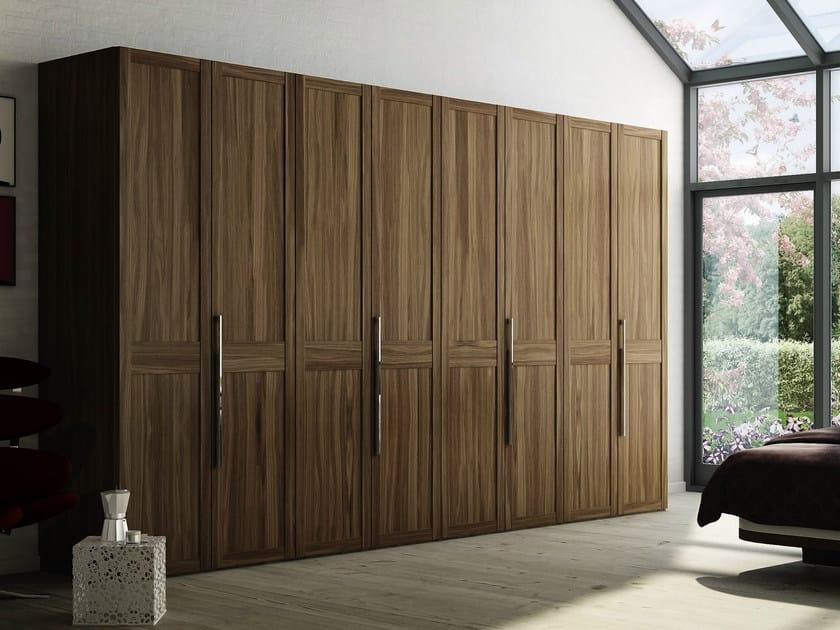 Walnut wardrobe MULTI-FORMA II | Walnut wardrobe - Hülsta-Werke Hüls