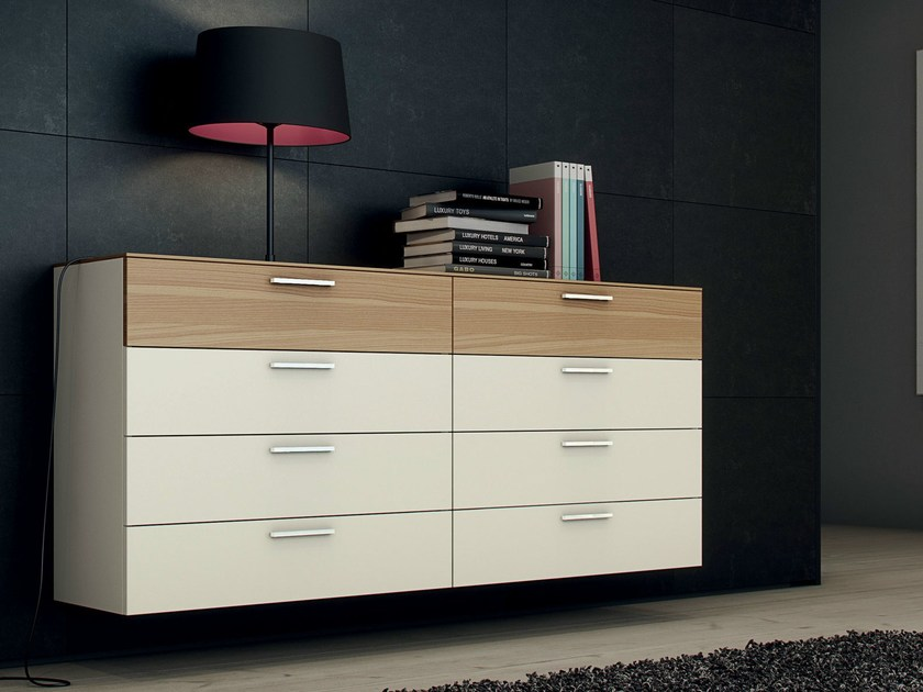 multi varis cassettiera a parete by h lsta werke h ls. Black Bedroom Furniture Sets. Home Design Ideas