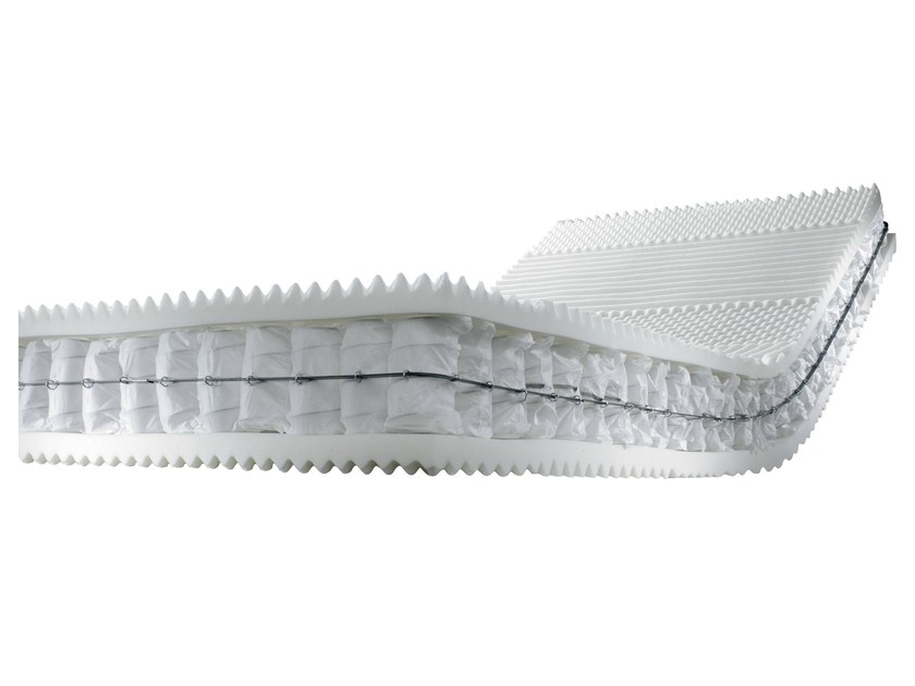 Packed springs polyurethane foam mattress TOP POINT 1000 - Hülsta-Werke Hüls