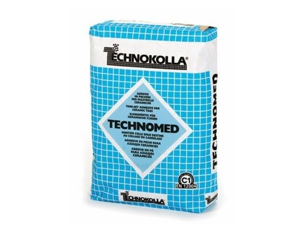 Cement-based glue TECHNOMED - TECHNOKOLLA - Sika