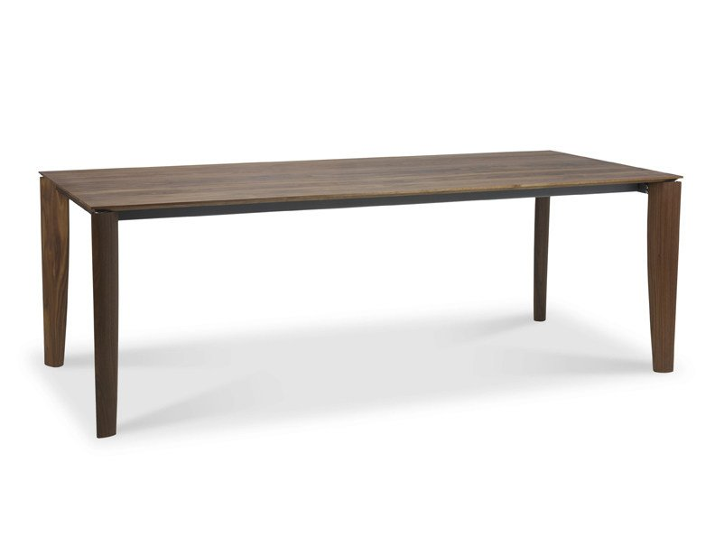 Rectangular wooden table RIALTO | Wooden table - Jori