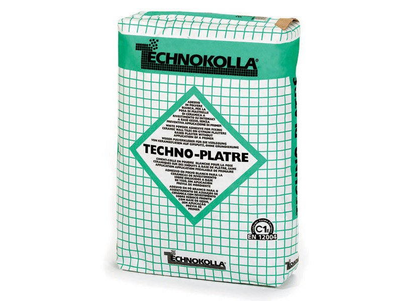 Cement-based glue TECHNOPLATRE - TECHNOKOLLA - Sika