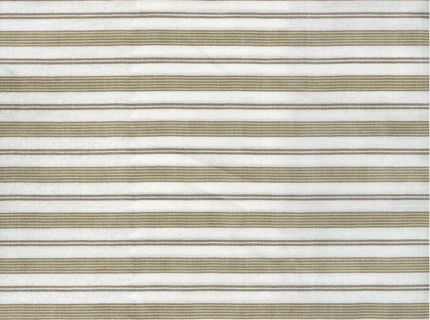 Striped cotton fabric WATTS - KOHRO