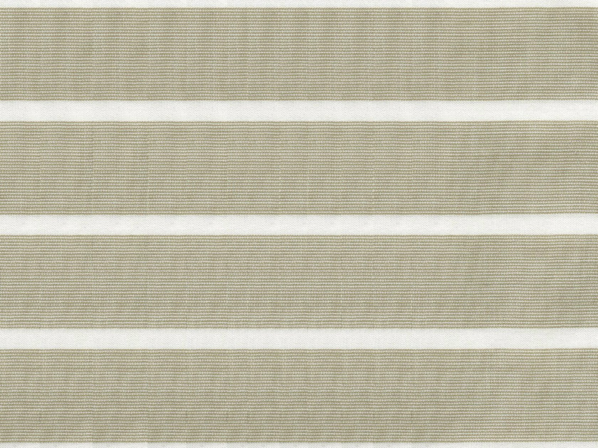 Striped cotton fabric CAIUS - KOHRO