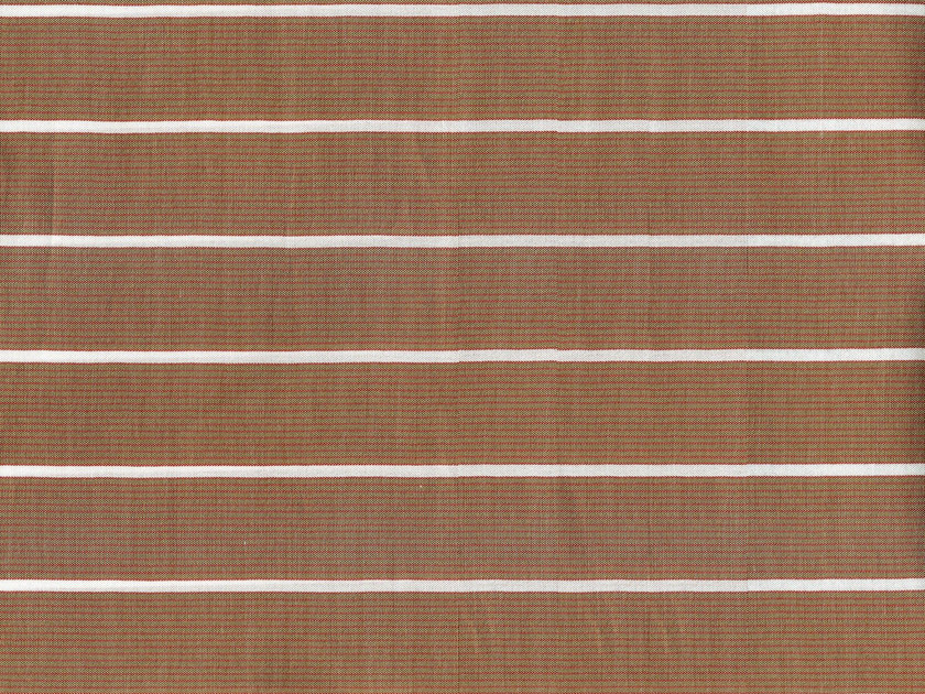 Striped cotton fabric VASSAR - KOHRO