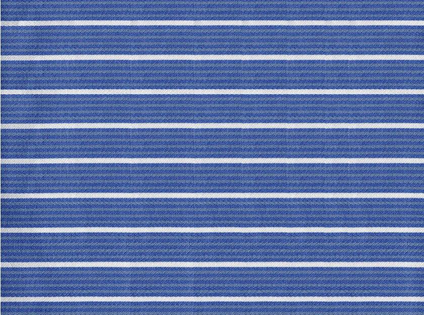 Striped cotton fabric POMONA - KOHRO