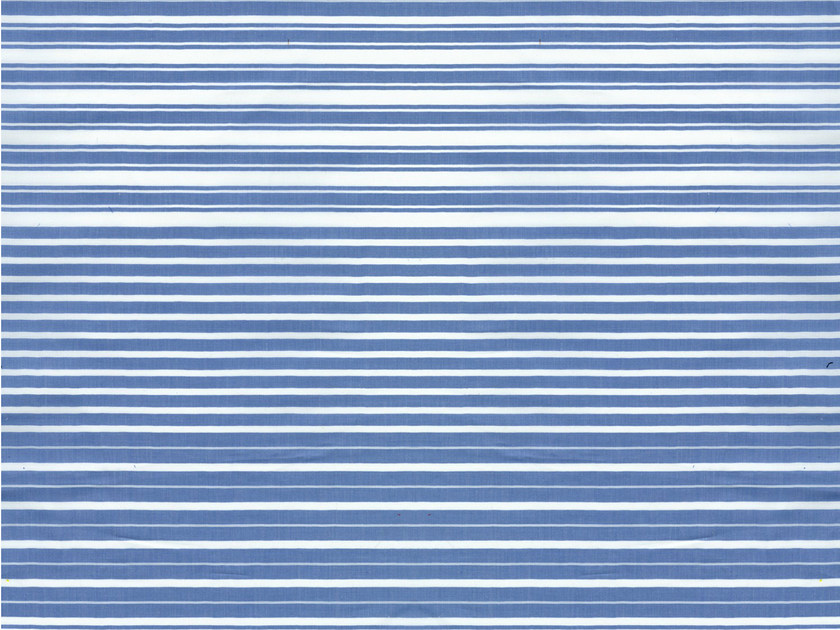 Striped cotton fabric COLUMBIA by KOHRO