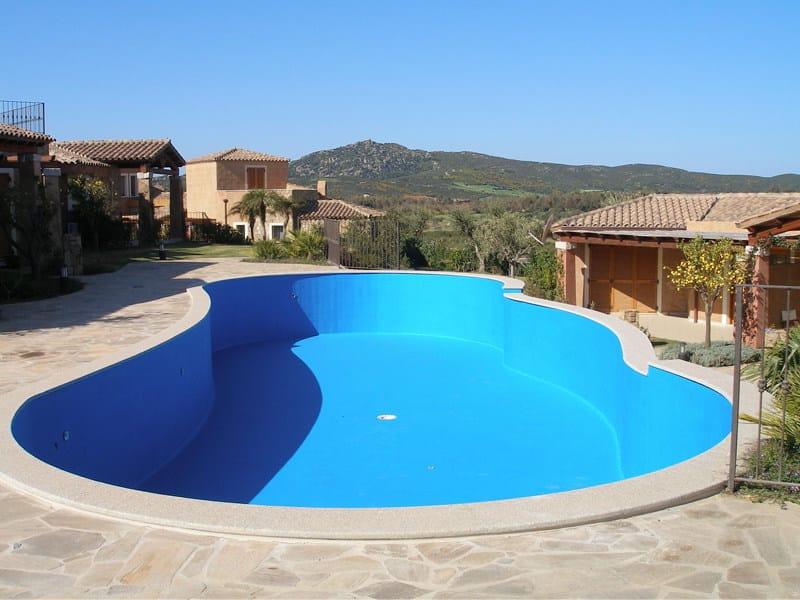 guaina per rivestimento piscine