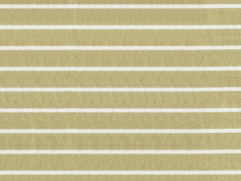 Striped cotton fabric HARVARD - KOHRO