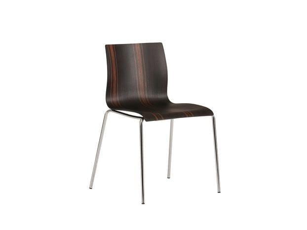 Wooden chair RIMINI   Chair - COLLI CASA