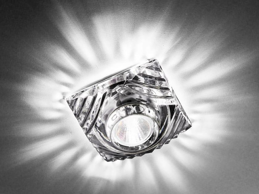 Halogen crystal spotlight MENCAR - AXO LIGHT
