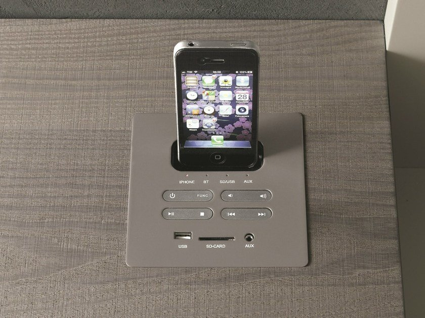 Docking station I-MODULART | Docking station by Presotto