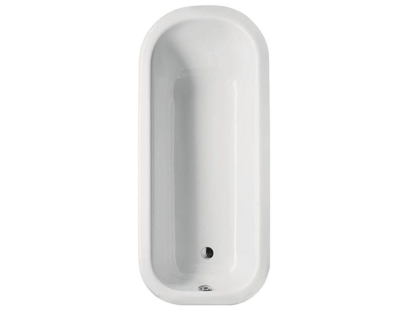 Oval built-in bathtub BETTEROMANTICA - Bette