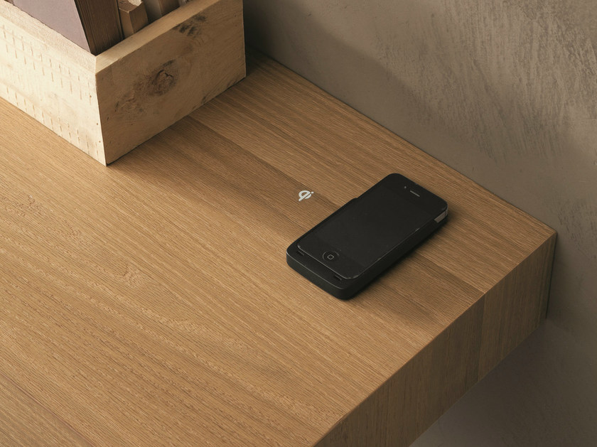 Wireless Battery charger QINSIDE - Presotto Industrie Mobili