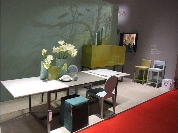 Extending rectangular table MILANO | Extending table by COLLI CASA