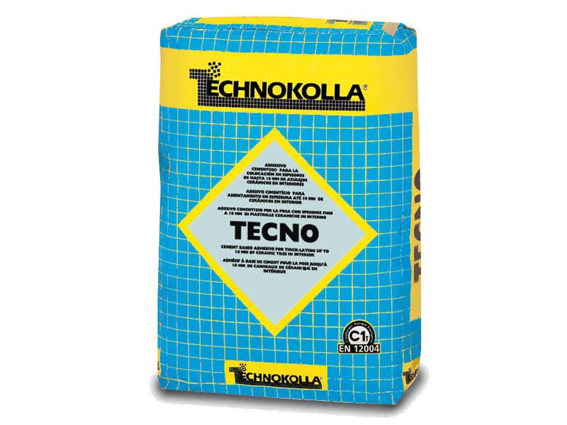 Cement-based glue TECNO - TECHNOKOLLA - Sika