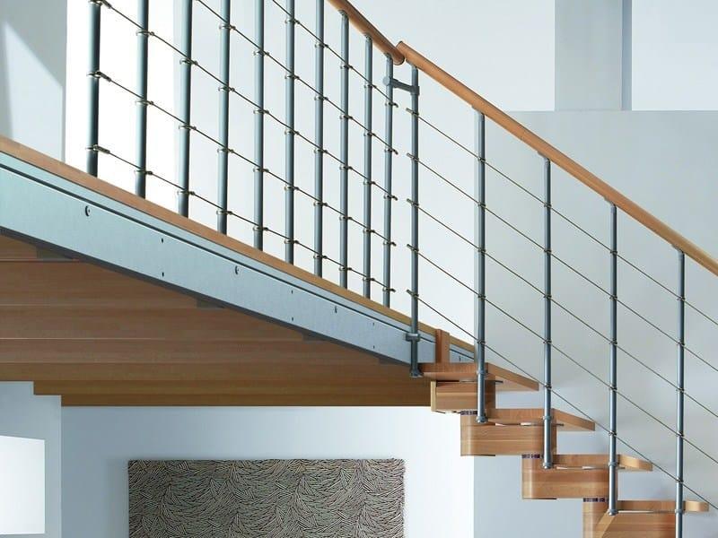 Soppalco in legno massello soppalco rintal - Altezza parapetti finestre normativa ...
