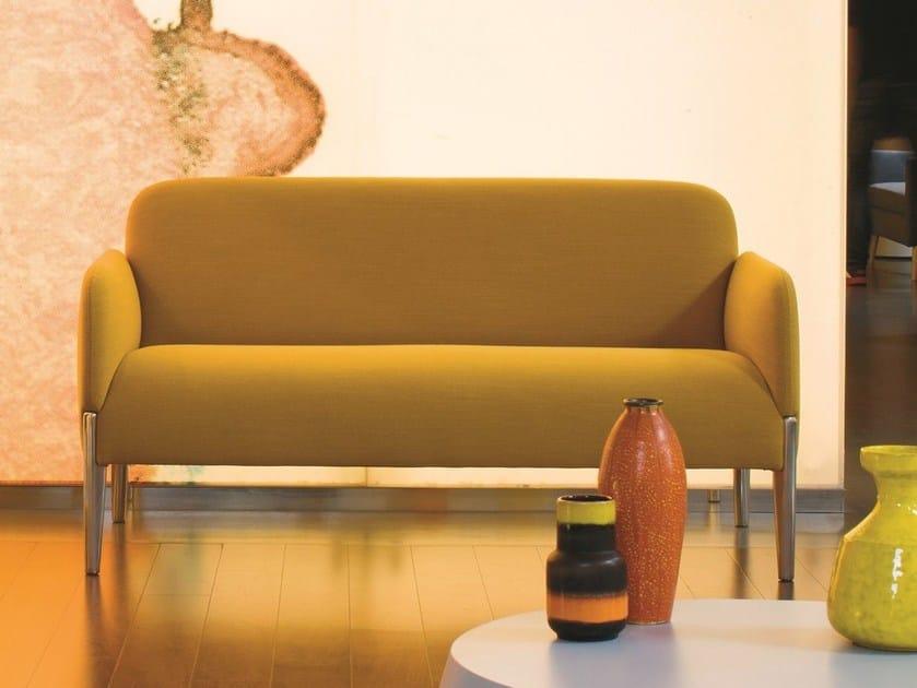 2 seater leisure sofa JOIN SMALL | 2 seater sofa by La Cividina