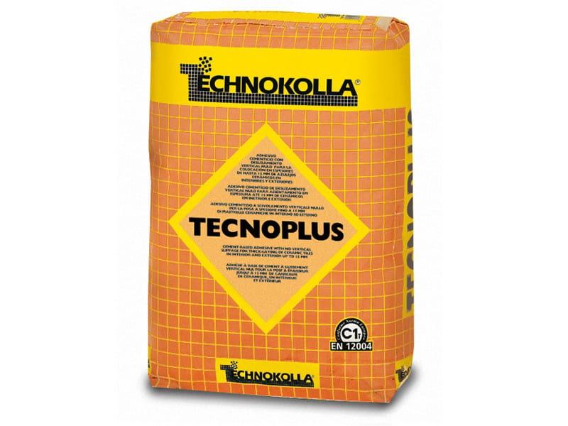 Cement-based glue TECNOPLUS - TECHNOKOLLA - Sika