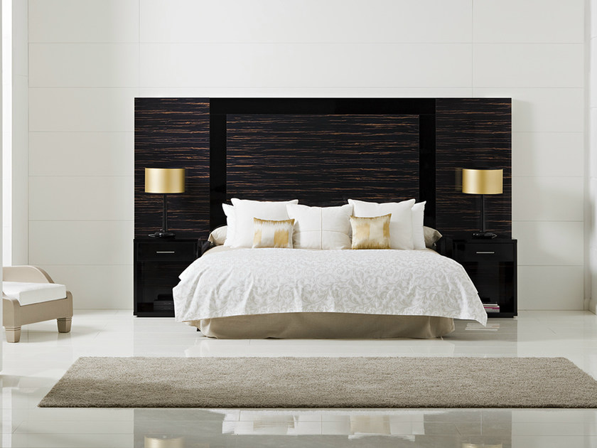 t te de lit pour h tel en bois forest t te de lit pour. Black Bedroom Furniture Sets. Home Design Ideas