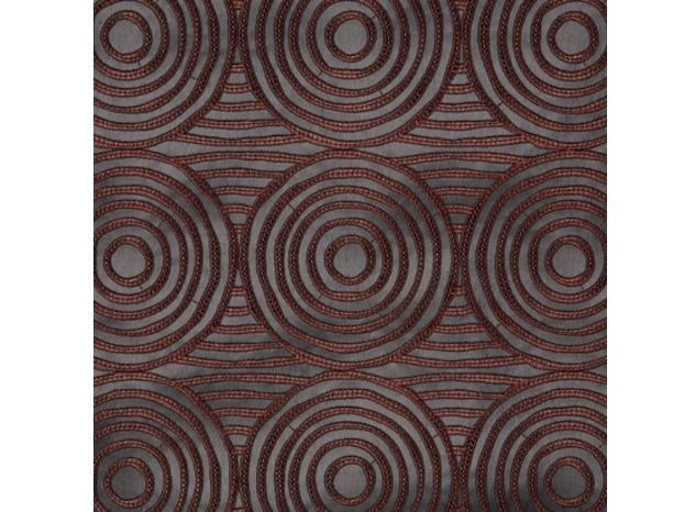 Upholstery fabric with graphic pattern VERTIGO - COLLI CASA