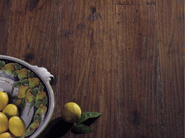 Aged Chestnut Parquet CASTAGNO VISSUTO | Chestnut parquet - CADORIN GROUP