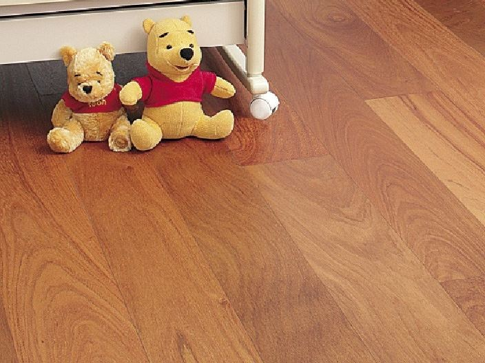 African Doussiè wood floor PREGIO PLANKS | Doussie parquet - CADORIN GROUP