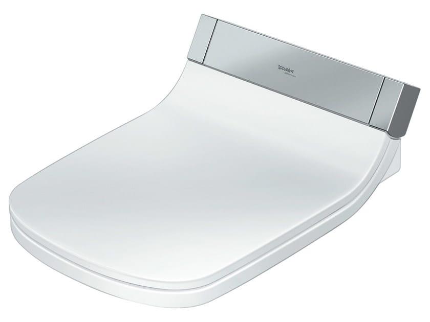 electronic toilet seat sensowash e by duravit - Duravit Toilet
