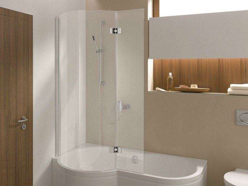 Bathtub wall panel BETTECORA SWING II - Bette