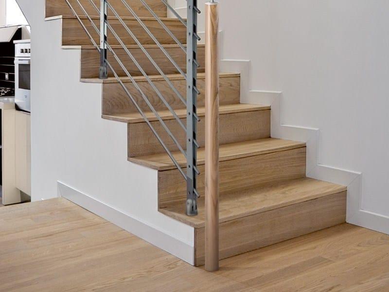 rivestimento per scale in rovere rivestimento per scale. Black Bedroom Furniture Sets. Home Design Ideas